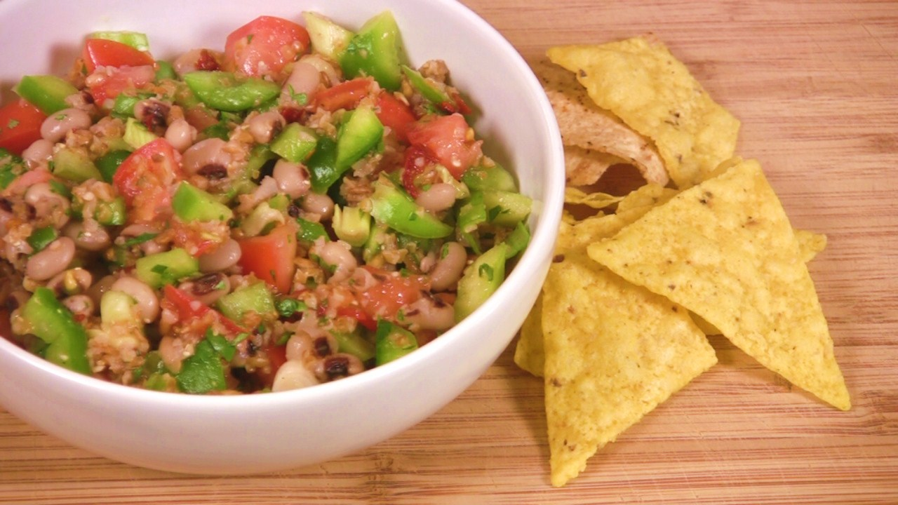 Impress Partygoers With Texas Caviar