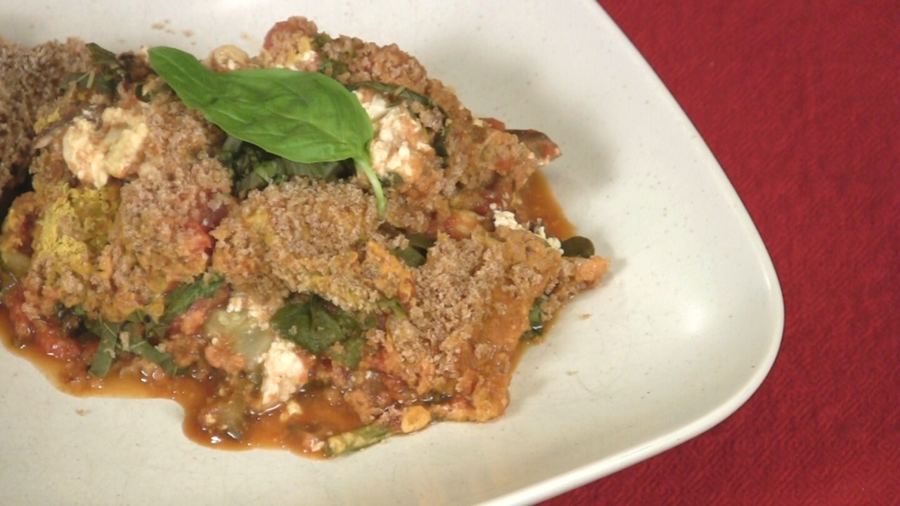 Veggie Parmesan