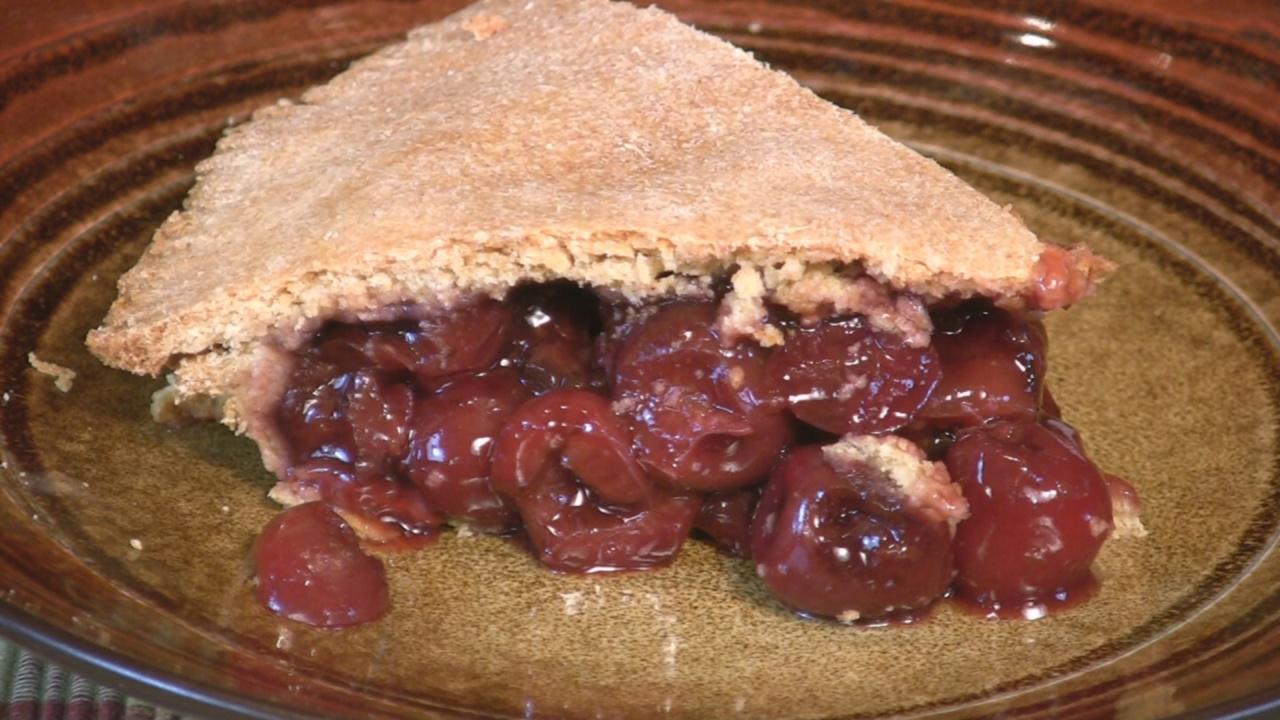 Wholesome Cherry Pie