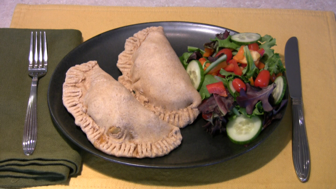 Whole Wheat Empanadas
