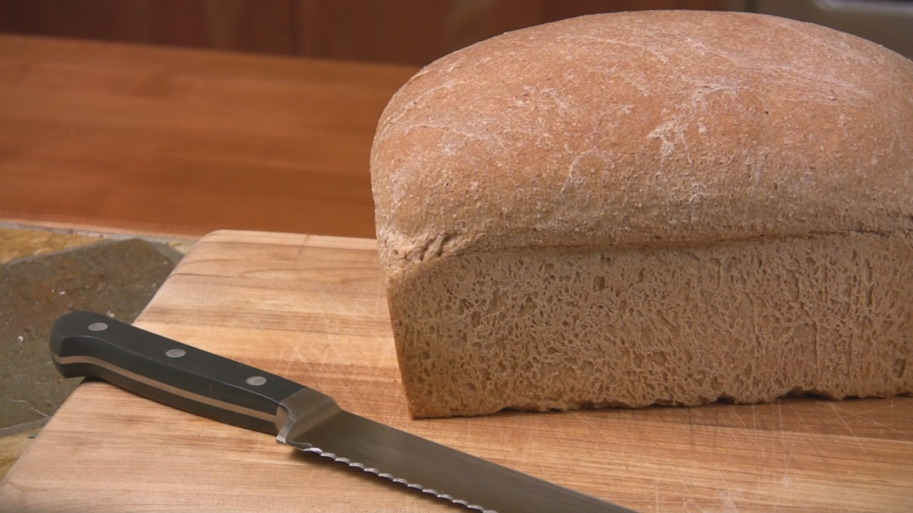 Make your own Whole Wheat Bread