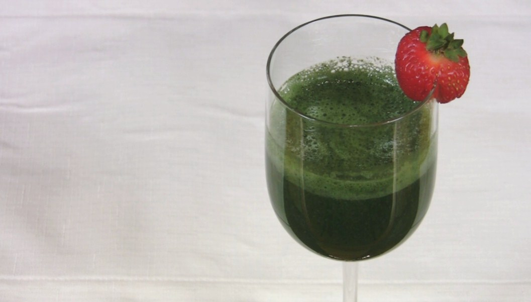 Green Goodie Smoothie