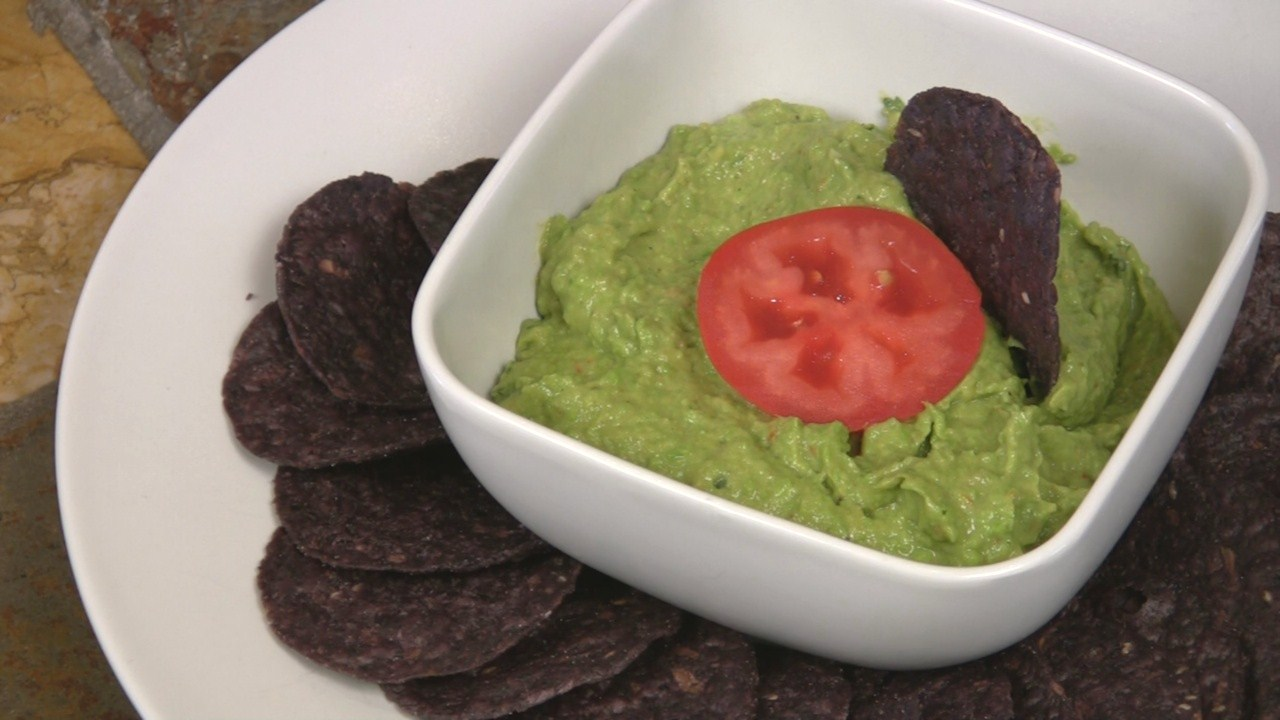Low-Fat Guacamole
