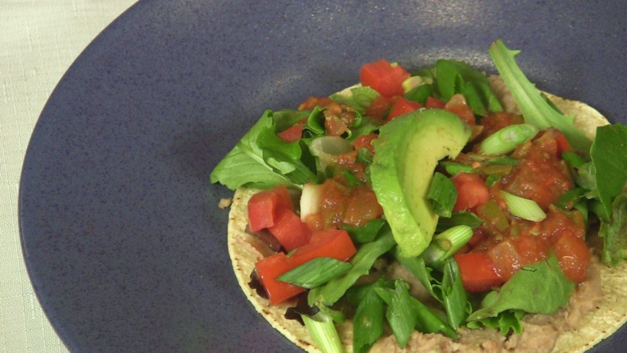 Ten Minute Tostadas