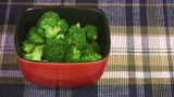 Broccoli with Sesame Salt