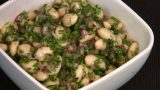 Greta's Cannellini Salad with Mint