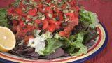 Blue Corn Chip Salad